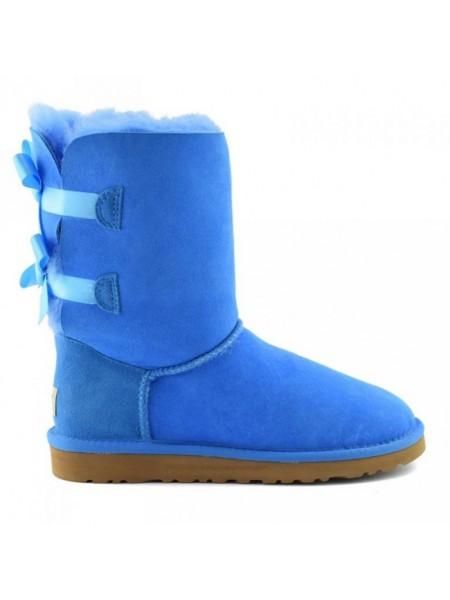 Bailey Bow Blue