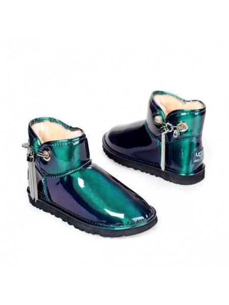 Jimmy Choo L&C Blue and Green