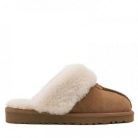 Slippers Scufette Chestnut