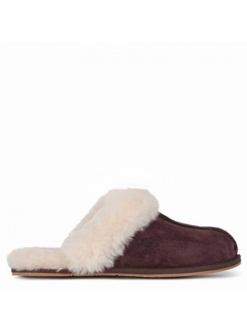 Slipper Scufette Chocolate