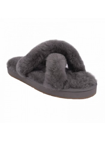 UGG UGG Abela Slipper Grey
