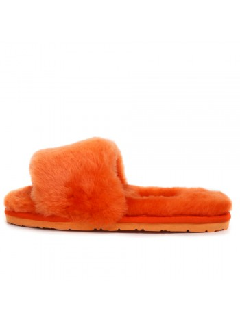 UGG Fluff Slide Slippers Orange