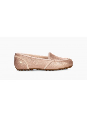 UGG Moccasins Hailey Loafer Rose Gold