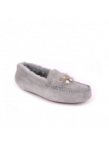 UGG Moccasins Peare Grey