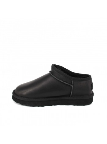 UGG Tasman Metallic Black