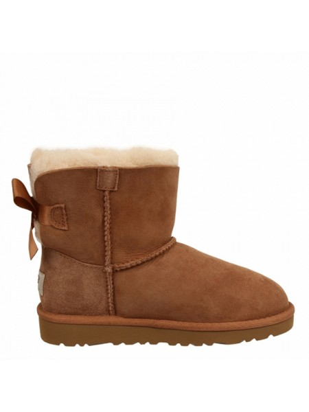 KIDS Mini Bailey Bow Chestnut
